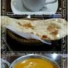 ナンが食べきれないボリューム!@シバ(大井町)