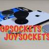 POPSOCKETS(ポップソケッツ)とJOYSOCKETS(ジョイソケッツ)をiPhoneに取り付けてみた!