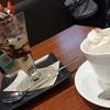 社員の人が話題にしている梅田のカフェ ビクターで美味しいパフェを食べてきました。