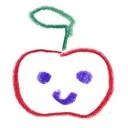 りんごの時間。