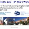 7th RISC-V workshopのアジェンダ公開 & 8th RISC-V workshopについて