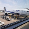 【ANA ダイヤモンド修行 UAL6052&NH001便搭乗記】予約にモタモタしてたらワシントンD.C.経由便、これもこれで良かったですかね?