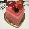 レーヴ・ド・プルミエール『ラムール』野イチゴを閉じ込めた苺ムースにバラの香るジュレは最高じゃん!