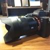 フルサイズ デビューしました!Sony α7II ( ILCE-7M2 )