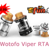 Brand New Item>>Wotofo Viper RTA for $20.99!