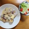 「シュクメルリ」という料理を作ってみました