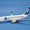 全日空商事 ANA B737-700ER ビジネスジェット JA10AN 1/400スケール NH40031