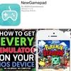 iOSでPS、PSP、N64、DSゲームを遊べるエミュNewGamepadが利用可能に【更新】
