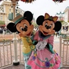 2回目の香港ディズニーランド(春らしいコスチュームでグリーティング) / My 2nd Trip to Hong Kong Disneyland (Greeting with Characters with Spring Outfits)