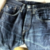 Levi's 501CT (CONE DENIM) 初洗濯