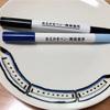 無印良品週間で発見!絵付け用のペンで白皿リメイク