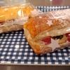 【イオン スイーツフェア】いちごベリーのパイが程よい甘さで美味しかった!