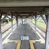 【大正12年建築】川岸駅の屋根と待合室、建替え前最後の姿を見る
