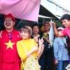 小谷家族会議inバンコクとメークロン市場へ