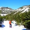 今シーズン初の雪山で初体験❗️