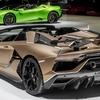 Lamborghini AVENTADOR SVJ ロードスター