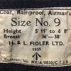 210  イギリス軍 第3弾 50's 『AIR MAN'S』ビンテージ コート
