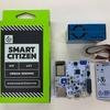 Smart Citizen Kitで気圧の変化を採ってみた