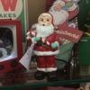 まだ8月なのにもうクリスマスのデコレーションを売っているお店 Hobby Lobby