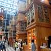 台湾⑫ まるで西洋の図書館! 宮原眼科のアイスショップとお菓子屋さん