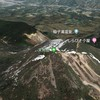 Google Earthで日本二百名山 / 妙義山 / 荒船山 / 天狗岳 / 御座山 / 和名倉山