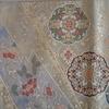 正絹 袋帯(正倉院文様)