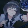 BLUE REFLECTION RAY/澪 1話 やばそうな姉ちゃん