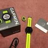 スントからガーミンに変更。GPSウオッチを買い換えました。