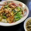 【ランパス】焼肉丼/ちゃんぽん亭岡田店