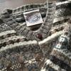 ジェイミソンズの毛糸を注文、靴下を編む