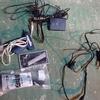 ハスクバーナ701のETCとUSB充電器の付け方