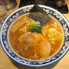 【今週のラーメン1136】 ラーメン 雷鳥 (東京・茅場町) 1号 ラーメン (あっさり味)