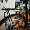 ロードバイク用キャリア&バニアバッグ