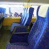 E4系 自由席2階1階
