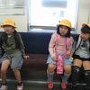 1年生:校外学習① しあわせ村まで、どんぐりひろい