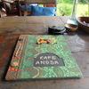 ウブドの田園カフェ