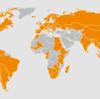 世界の果てまでイッテQ!で珍獣ハンターイモトさんが訪れた100カ国を地図で見よう!100カ国目はここだ!