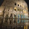 コロッセオの夜景