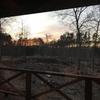 夕焼けのグラデーション