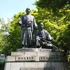 円山公園の新緑、坂本龍馬の像まで散策♪【動画あり】