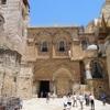エルサレム旧市街へ③ 聖墳墓教会 イエスの墓へ行ってきたよ!