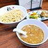 【金沢 ラーメン】「かきつけ麺(かき増し)」麺や 福座 (ふくぞ)