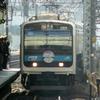 今日の京浜東北線209系