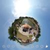 水の中から河童!?辻川山公園 を 360写真でチェック #360pic