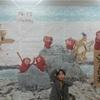 息子の幼稚園展示会