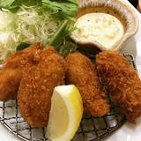 ★★★広島産かきフライ定食[大戸屋]