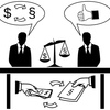 人間この世の中を「等価交換の原則」で考えている。古典経済学から学ぶ人付き合いのヒント。