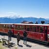 シャフベルク登山鉄道と山頂からの景色の話