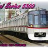 鉄道写真でポストカードを作ってみた 都営地下鉄の車両 3種類