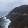 冬の妙高高原への2泊3日ドライブ 1日目:糸魚川の寿司、親不知海岸、赤倉温泉(2009年12月の記録)